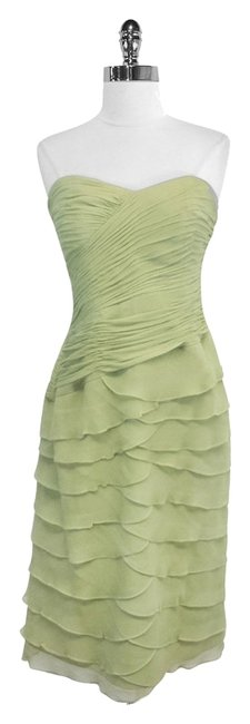Preload https://item1.tradesy.com/images/kay-unger-lime-green-silk-strapless-mini-short-casual-dress-size-4-s-3502330-0-0.jpg?width=400&height=650