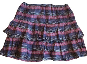 French Connection Mini Skirt Multicolor