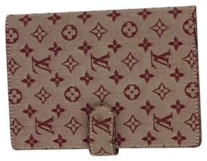 Louis Vuitton Louis Vuitton Mini Lin Idylle Agenda PM LVJY28