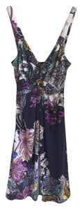 Tahari Date Night Night Out Flowy Floral Dress