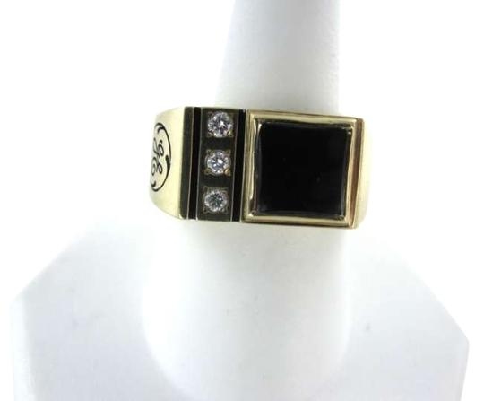 Preload https://item2.tradesy.com/images/black-gold-10k-men-designer-3-diamond-sz10-fathers-day-gift-98dwt-cto-general-ring-350396-0-0.jpg?width=440&height=440