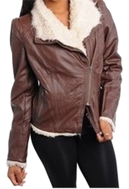 Preload https://item2.tradesy.com/images/browncream-faux-leather-faux-fur-trimmed-asymmetrical-zipper-moto-motorcycle-jacket-size-4-s-3503986-0-0.jpg?width=400&height=650