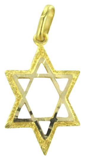 Preload https://item5.tradesy.com/images/18kt-yellow-gold-pendant-star-of-david-14dwt-religious-jewish-jew-israel-jewel-necklace-350409-0-0.jpg?width=440&height=440