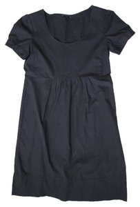 Theory short dress Black Little on Tradesy