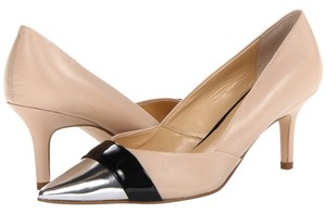 Ivanka Trump Cream Pumps