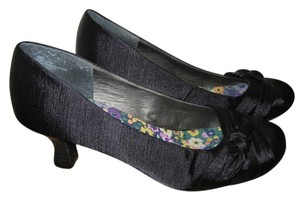 Jellypop Black Pumps