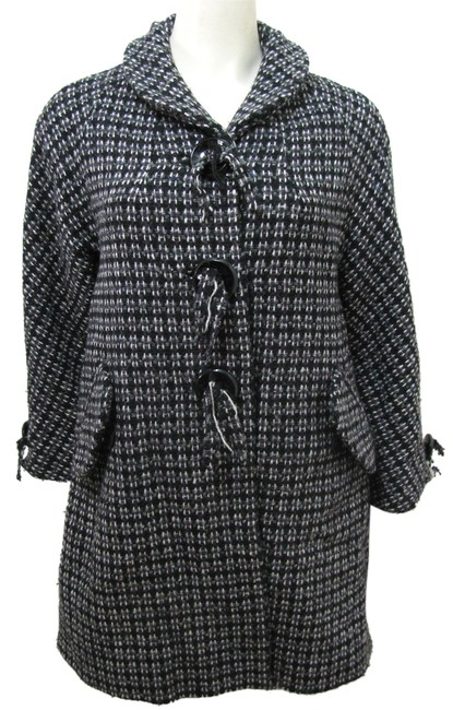 Preload https://item5.tradesy.com/images/milly-gray-new-york-wool-blend-women-pea-coat-size-6-s-3506509-0-0.jpg?width=400&height=650
