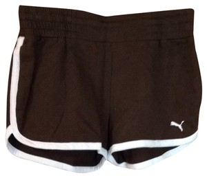 Puma Shorts Brown With Wire Trim