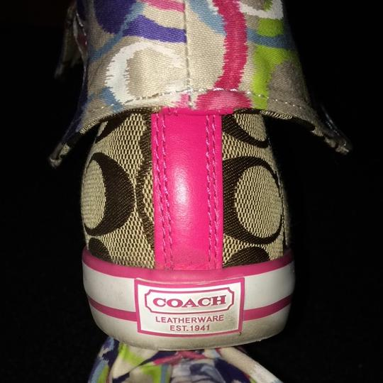 Coach Multi / Pink Athletic
