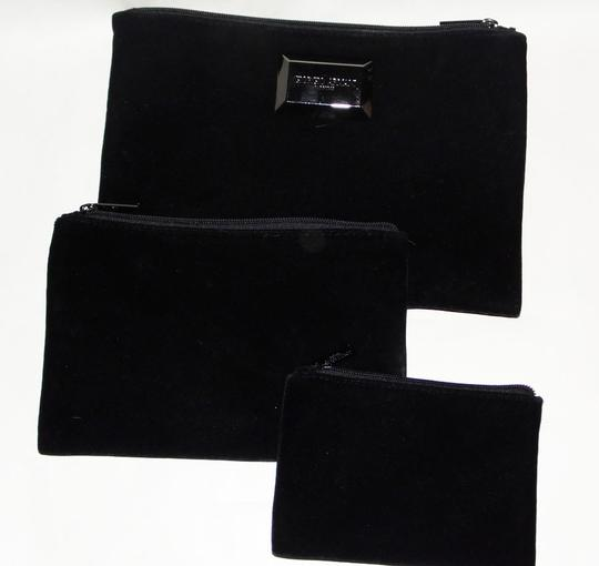 Giorgio Armani Giorgio Armani Parfums Velvety Bag Set - Three bags - EUC
