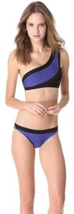 Hervé Leger One Shoulder Bandage Bikini