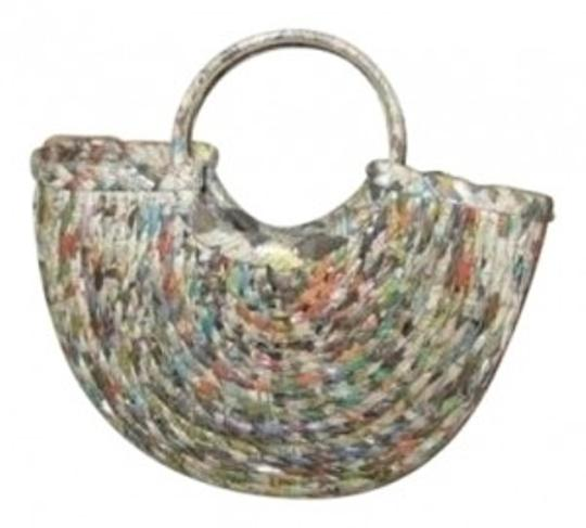 Preload https://img-static.tradesy.com/item/35072/trendy-unique-wearable-art-high-multicolor-recycled-fashion-magazines-tote-0-0-540-540.jpg