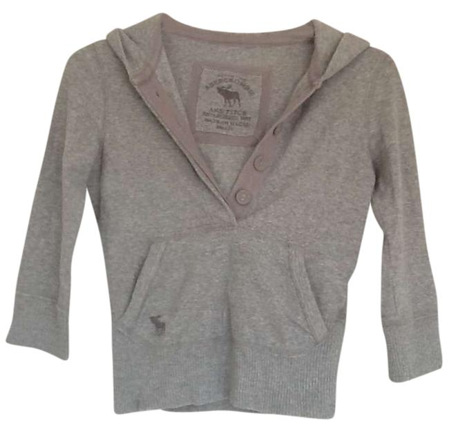 Preload https://img-static.tradesy.com/item/350771/abercrombie-and-fitch-gray-sweatshirthoodie-size-4-s-0-0-650-650.jpg