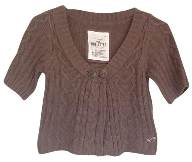 Preload https://item1.tradesy.com/images/hollister-brown-sweaterpullover-size-4-s-350785-0-0.jpg?width=400&height=650