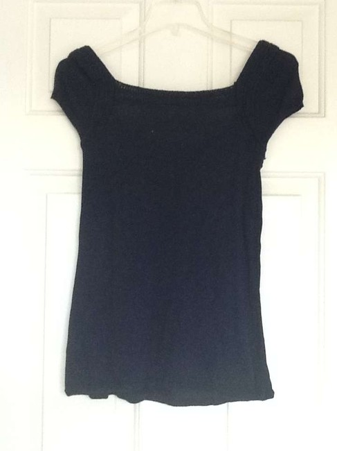 Abercrombie & Fitch T Shirt Navy