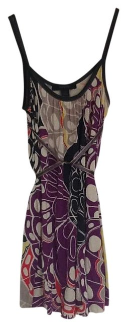 Express Top Gray, yellow, red, purple