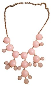 Lovely Day Blush Bubble Necklace