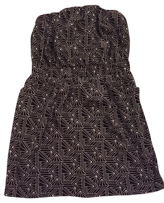 a.n.a. a new approach short dress Black on Tradesy