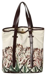 Anthropologie Miss Albright Tote in White