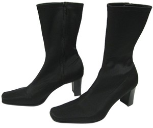 Liz Claiborne New Axcess Black Boots