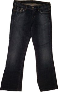 Citizens of Humanity Denim Straight Leg Jeans