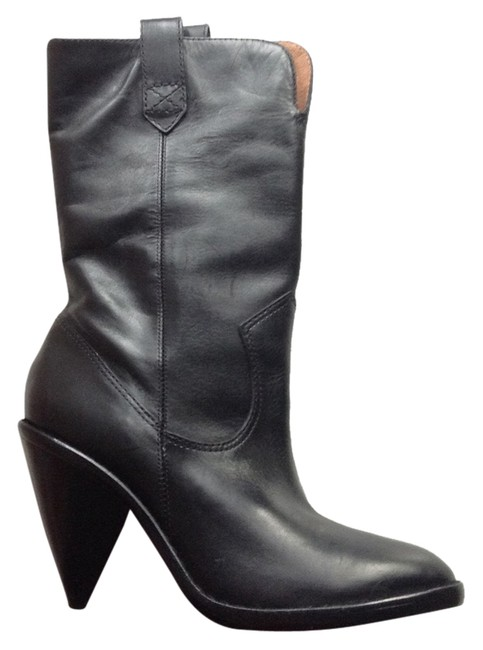 Michael Kors Black Neely Boots/Booties Size US 6.5 Regular (M, B) Michael Kors Black Neely Boots/Booties Size US 6.5 Regular (M, B) Image 1