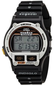 Timex Timex Ironman Men's Black Resin Digital Watch T5H961