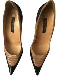 Sergio Rossi Tan Pumps