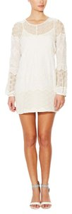 Twelfth St. by Cynthia Vincent short dress White Lace Summer on Tradesy
