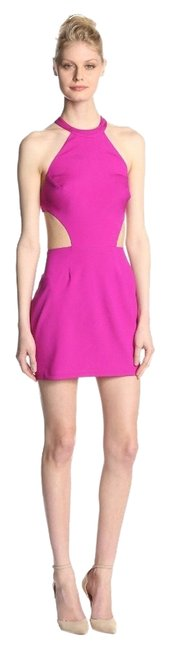 Preload https://item2.tradesy.com/images/naven-magenta-tback-cutout-cocktail-dress-size-4-s-3513061-0-0.jpg?width=400&height=650