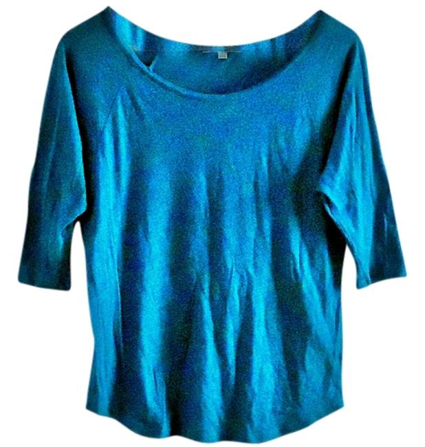 Preload https://item1.tradesy.com/images/gap-turquoise-sweaterpullover-size-2-xs-3513205-0-0.jpg?width=400&height=650