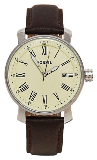 Preload https://item5.tradesy.com/images/fossil-fossil-men-s-rhett-brown-leather-cream-dial-silver-tone-stainless-steel-watch-bq1016-3513469-0-0.jpg?width=440&height=440
