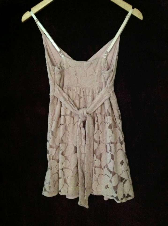 Forever 21 Dusty Rose Mini Short Casual Dress Size 4 S Tradesy