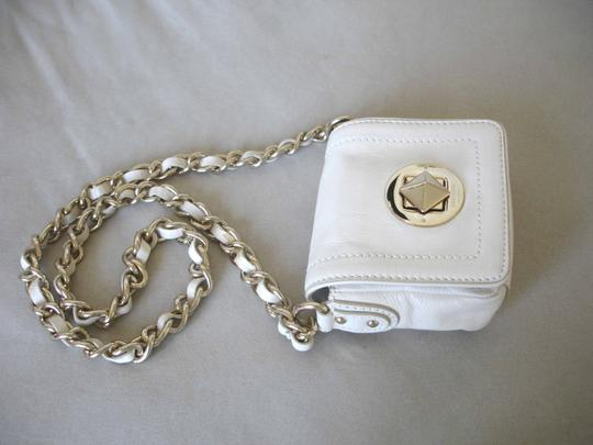 Kate Spade Shoulder Chain Strap Chunky Chunky Chain Strap Gold Small Small Mini Cross Body Bag