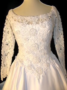 Jasmine Bridal Vintage 637 (mr-22) Wedding Dress