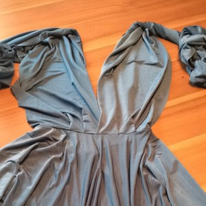 Twobirds Teal Bridesmaid/Mob Dress Size OS (one size)