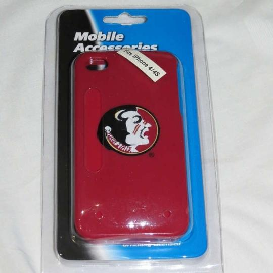Siskiyou Sports Florida State Seminoles New iPhone 4/4S Hard Case