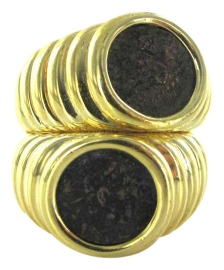 Preload https://img-static.tradesy.com/item/351514/yellow-gold-18kt-2-roman-coin-antique-8-bypass-118dwt-wide-ring-0-0-540-540.jpg