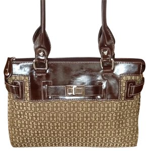 Giani Bernini Satchel in Brown
