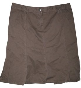 Sisley Skirt Brown