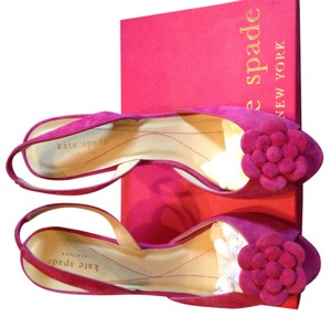 Kate Spade Chanel Prada Pink Sandals