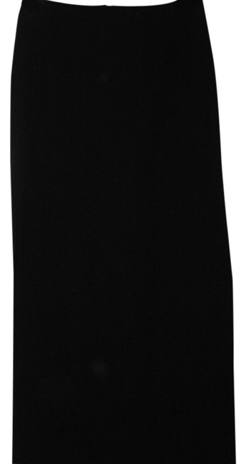 Star City Maxi Skirt Black