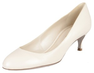 Sergio Rossi Ivory Pumps