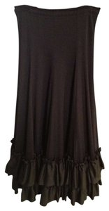Other Maxi Skirt Black