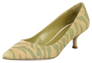 Sergio Rossi Multi-Color Pumps
