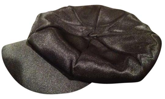 Other Black Newsboy Cap