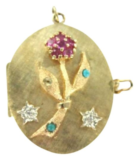 Preload https://img-static.tradesy.com/item/351679/14k-gold-pendant-locket-picture-ruby-diamond-to-mother-from-the-children-necklace-0-0-540-540.jpg