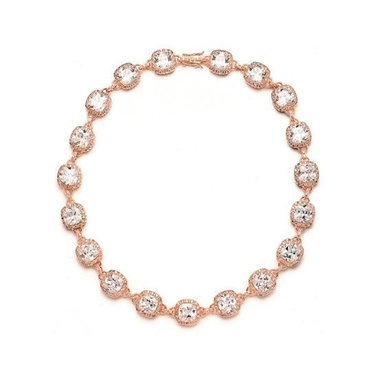 Preload https://img-static.tradesy.com/item/3516844/mariell-rose-gold-best-selling-or-pageant-with-cushion-cut-cz-4069n-rg-necklace-0-0-540-540.jpg