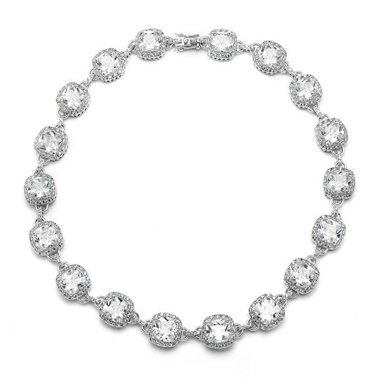 Preload https://item5.tradesy.com/images/mariell-silver-best-selling-or-pageant-with-cushion-cut-cz-4069n-s-necklace-3516889-0-0.jpg?width=440&height=440