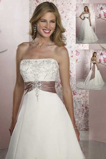 Preload https://item4.tradesy.com/images/forever-yours-ivorycoffee-49108-formal-wedding-dress-size-24-plus-2x-3517558-0-0.jpg?width=440&height=440